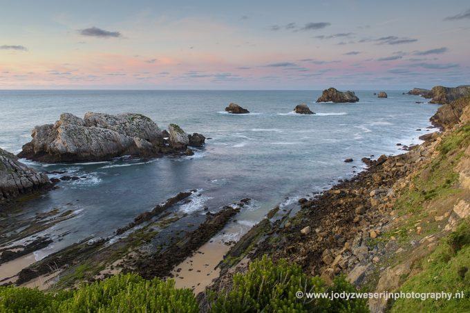 In de ban van de Noord Spaanse kust deel 1