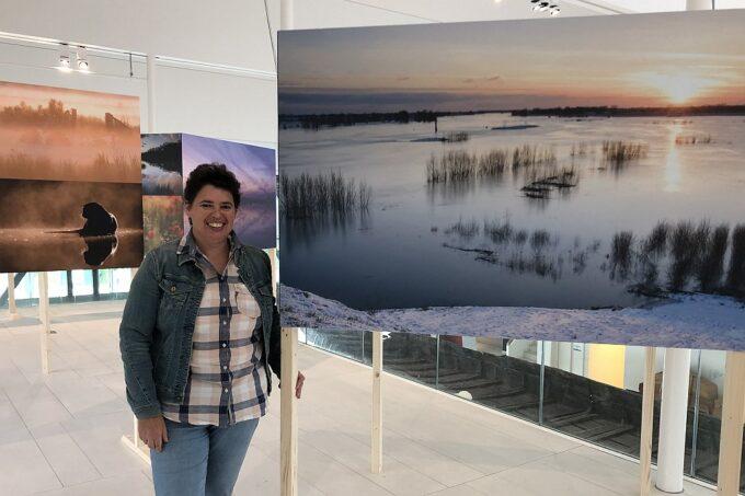 Mijn natuurfoto-expositie 'Onverwachte natuurmomenten' vanaf nu te zien
