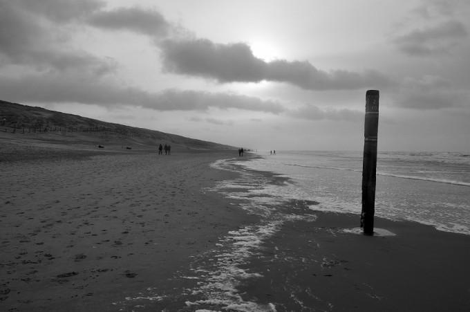 Storm fotograferen aan zee